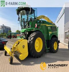 John Deere 8500i ProDrive 40km/h m. PowerGard Protection Plus 2021