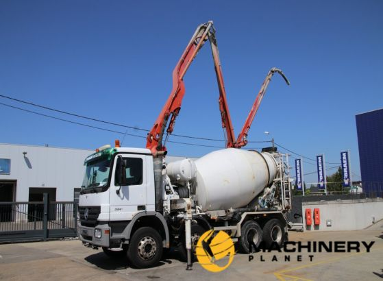 Used_Concrete_Pumps_Truck_For_Sale